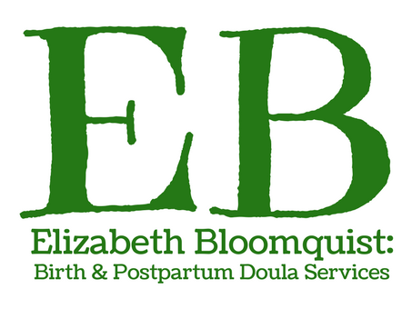Elizabeth Bloomquist: Birth & Postpartum Doula Services